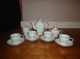 Queens Golden Jubilee Tea Set