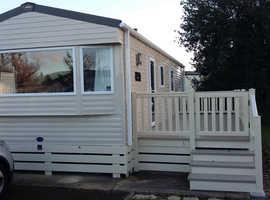 2 Bed Caravan in St Leonards