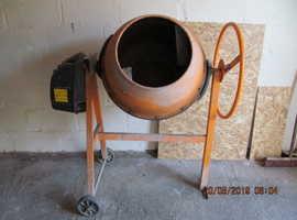 100L electric mixer