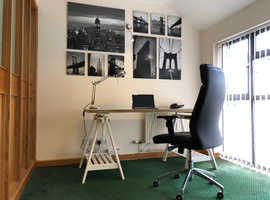 Office space for up to 2 people in our perfectly well spaced out Business Centre.