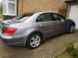 Honda Legend, 2007 (57) Silver Saloon, Automatic Petrol, 153,000 miles