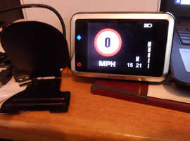 Snooper Speed Camera Detector