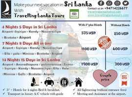 Tour in srilanka