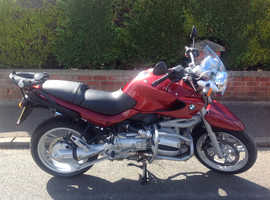 BMW R1150 None ABS  2003 Very Low Miles Excellent.