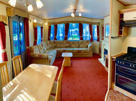 cheap static caravan for sale at billing aquadrome / stunning package call joshua to view on
