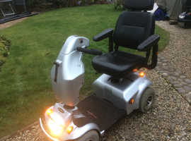 CITY RANGER mobility scooter
