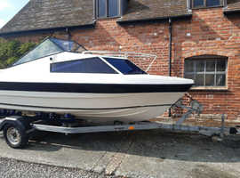 Nice winter project boat