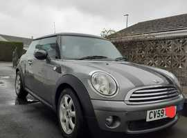Mini MINI, 2009 (59) Grey Hatchback, Manual Petrol, 100,900 miles