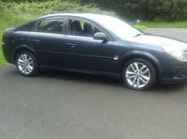 Vauxhall Vectra, 2009 (09) Blue Hatchback, Manual Diesel, 126,000 miles