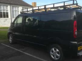 Vauxhall Vivaro sportive 2 litre diesel Model 2014