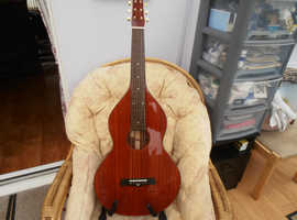 Gold Tone Weissenborn SM Solid Mahogany in as New Mint Condition