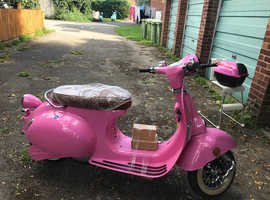 new Italy vespa electronic scooter for sale in cheltenham