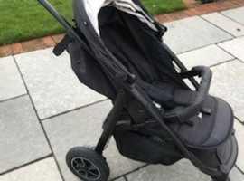 Joie Mytrax stroller pushchair