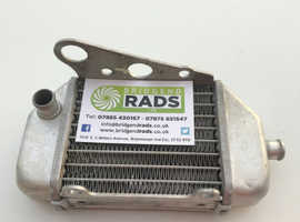 Automotive radiator oil cooler repairs and pump hire