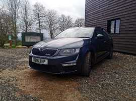 Skoda Octavia, 2016 (16) Grey Hatchback, Manual Petrol, 46,500 miles