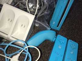 Nintendo wii Blue