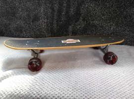 Gordon and smith retro 1980s skateboard