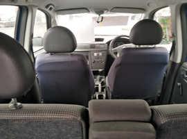 Vauxhall Meriva, 2008 (08) Blue MPV, Manual Diesel, 155,000 miles