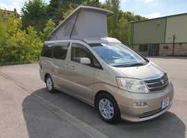 TOYOTA ALPHARD 2.4I AUTO ONLY 29,600 MILES LIKE NEW CONDITION READY TO GO