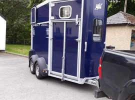 Ifor Williams horse trailer HB506