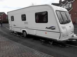 6 berth Bailey Pageant 06 Series 5