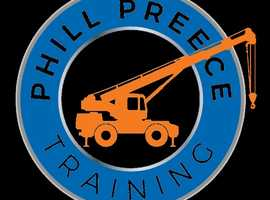 Lifting operations instructor based in Oxfordshire