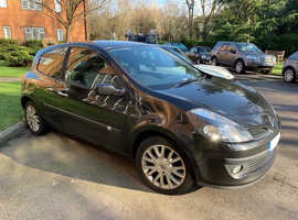 Renault Clio, 2007 (07) Black Hatchback, Manual Petrol, 67,981 miles