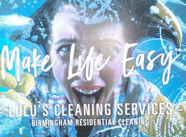 Lulu's Cleaning services