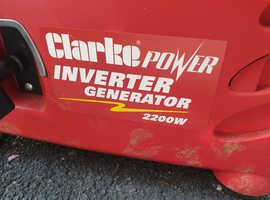 Clarke invertor generator