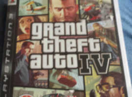 PlayStation 3 Grand Theft Auto IV Game | PS3 Game