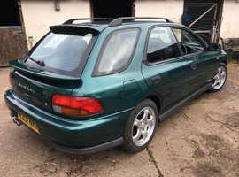 1997 Subaru Impreza Turbo 2000 AWD Wagon For Sale