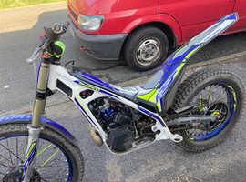 Sherco fst 300 trials bike