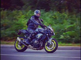 MT Yamaha motorbike 2016