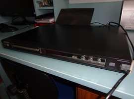 Phillips DVD Player Model 729