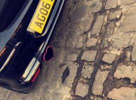 Vauxhall Astra, 2006 (06) Black Hatchback, Manual Diesel, 98,507 miles