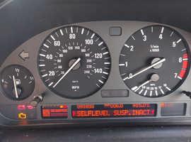BMW X5, 2000 (X) Blue Estate, Automatic Petrol, 92,000 miles