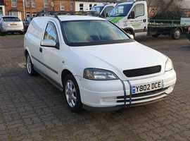 2001 Vauxhall Astra