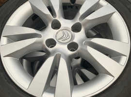 Citroen Ds3 wheels & alloys