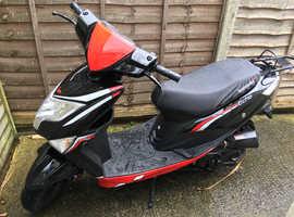 Moped lexmoto 50cc