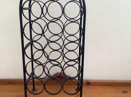 Iron Wine Rack