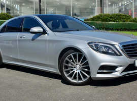 Mercedes S500 LWB AMG LINE with EXECUTIVE PACK & PANORAMIC ROOF, **VAT QUALIFYING**