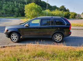 Xc90, 2007 (07) Black Estate, Automatic Diesel, 133,000 miles
