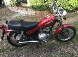 Yamaha sr 125 for sale