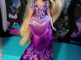 Disney Doll #10A Tangled Rapunzel