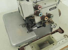 Brother overlock sewing machine