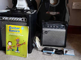 Two gear for music guitar kits
