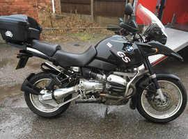 BMW R1150 GS ABS