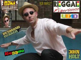 The Reggae Experience - Solo Reggae Show.