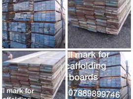 Heavy duty scaffolding boards for sale ideal for builders,farm,home DIY