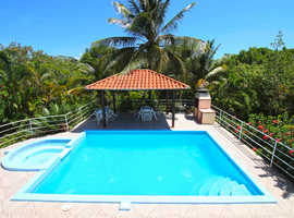 House for sale in the Dominican Republic